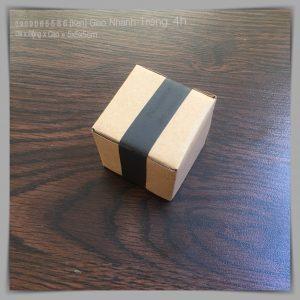 Hộp giấy 5x5x5cm